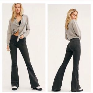 Free people Penny pull on flare jeans